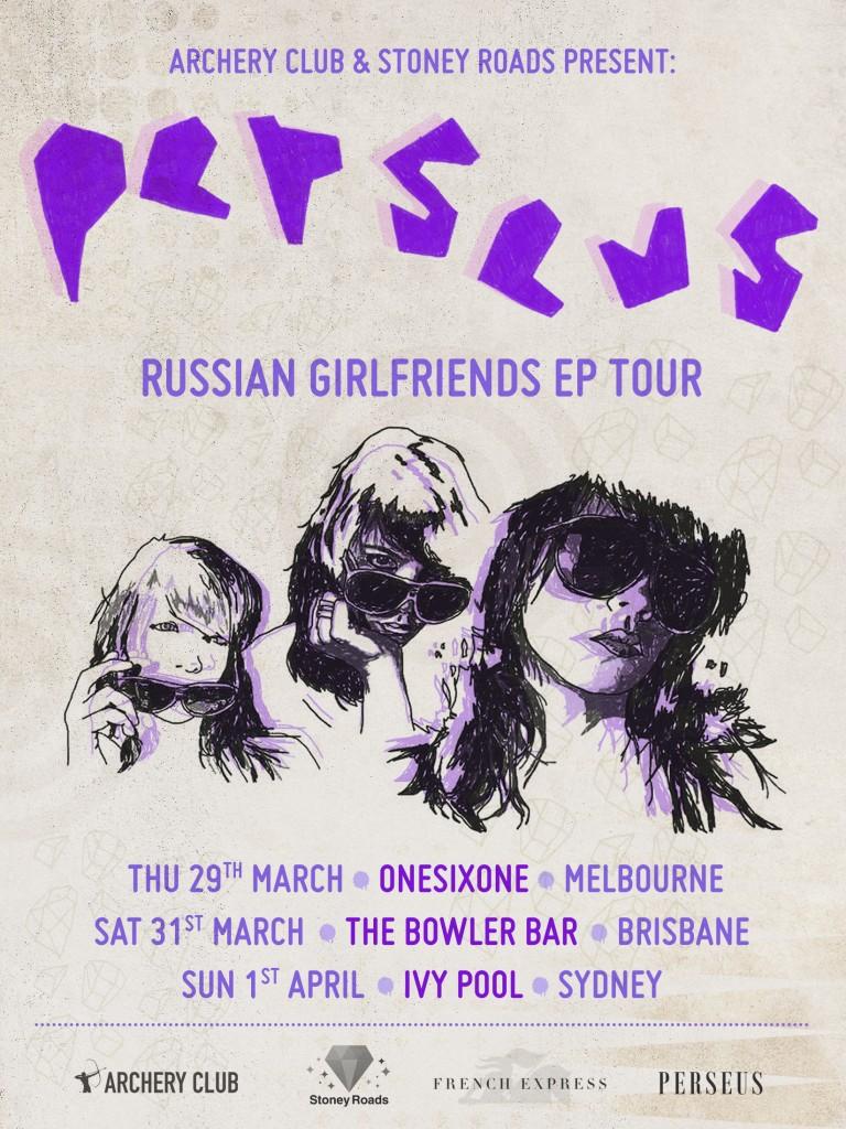Perseus - Russian Girlfriends Tour