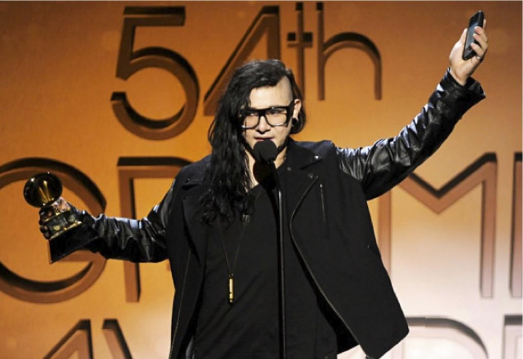 Skrillex Grammys