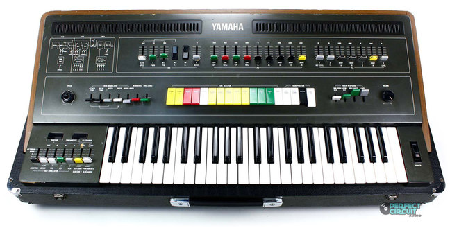 Classic synth series yamaha gx 1 cs 80 for Yamaha 221 vs 222