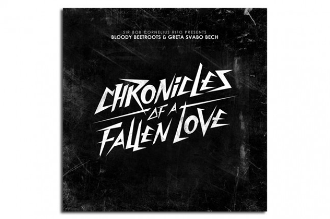 5243fc581977 The Bloody Beetroots feat. Greta Svabo Bech – Chronicles of a Fallen ...