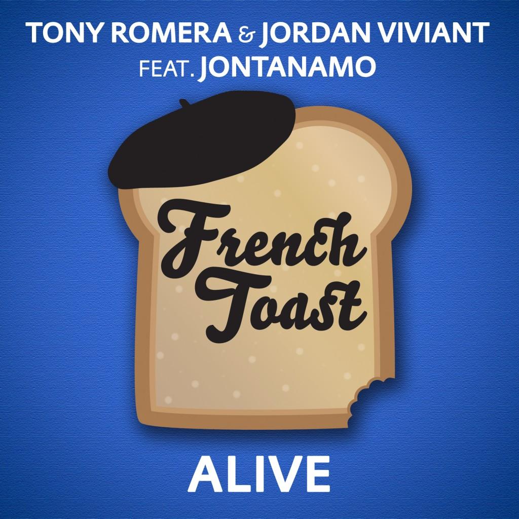 tony romera and jordan viviant feat jontanamo - alive (bit funk remix)