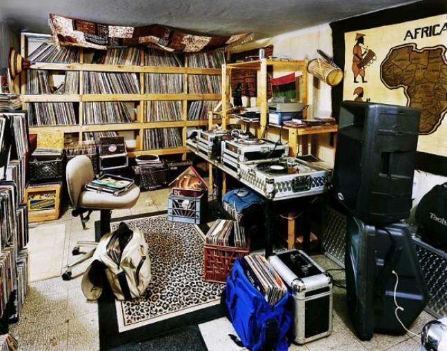 The Best of DJ Rooms