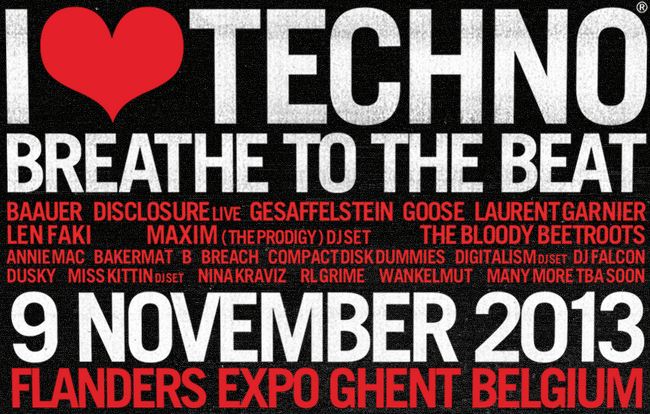 Gesaffelstein, Disclosure and Baauer included in I Love ...