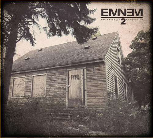 Marshall mathers lp free album download.