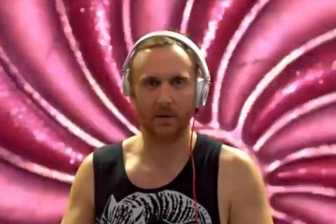 David Guetta Tomorrowland 2013