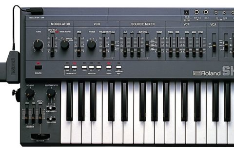 free synth sample pack series roland sh 101. Black Bedroom Furniture Sets. Home Design Ideas