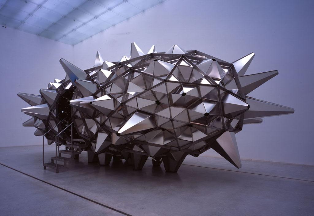 Olafur Eliasson - The antispective situation 2003 - Photo Shigeo Anzai S