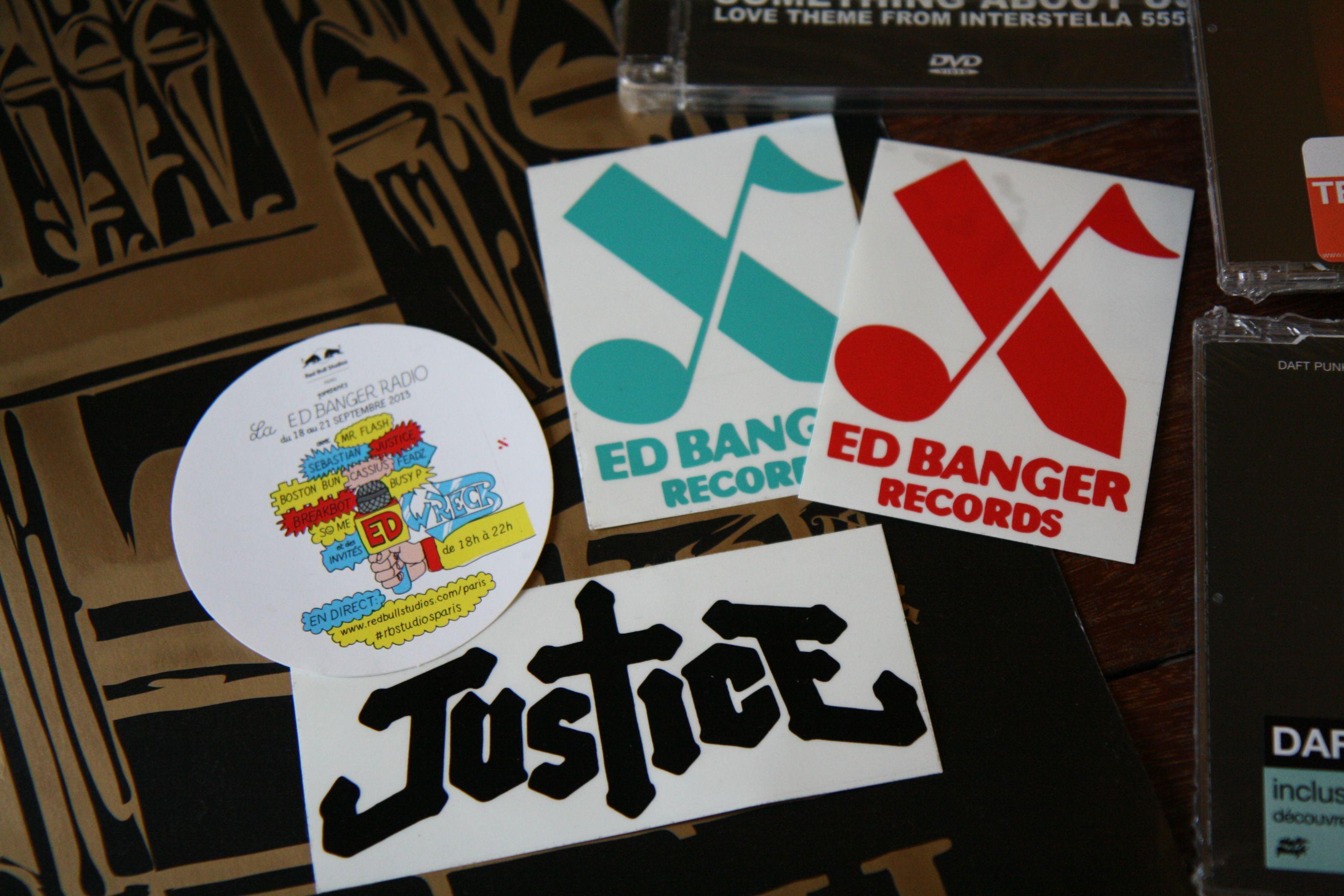 Ed Banger CD