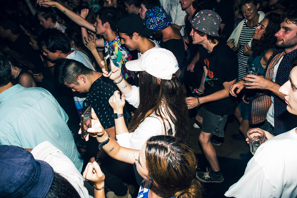 HUDSON MOHAWK AND MR CARMACK AT OXFORD ART FACTORY PHOTO BY VOENA-1