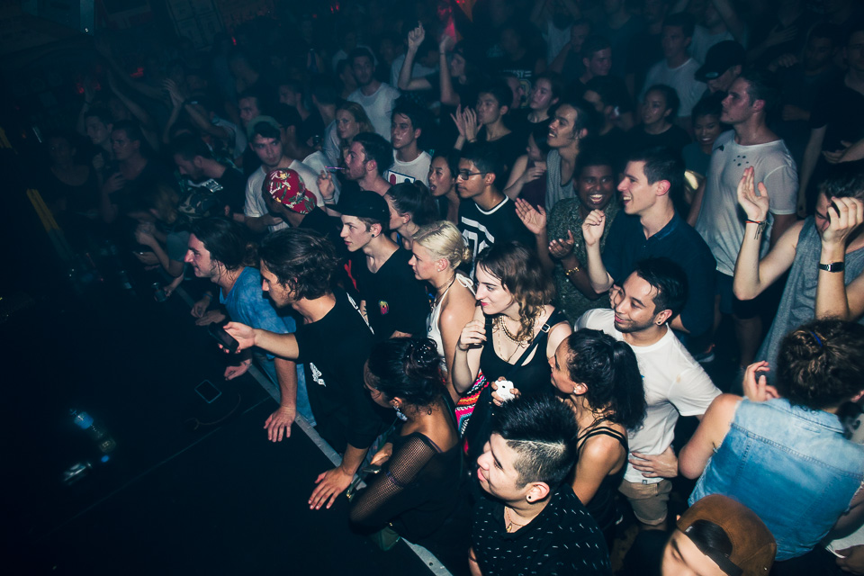 HUDSON MOHAWK AND MR CARMACK AT OXFORD ART FACTORY PHOTO BY VOENA-109
