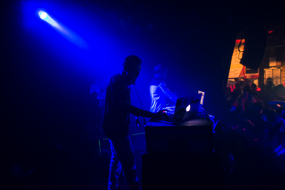 HUDSON MOHAWK AND MR CARMACK AT OXFORD ART FACTORY PHOTO BY VOENA-112