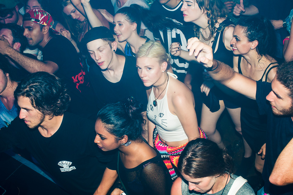 HUDSON MOHAWK AND MR CARMACK AT OXFORD ART FACTORY PHOTO BY VOENA-120