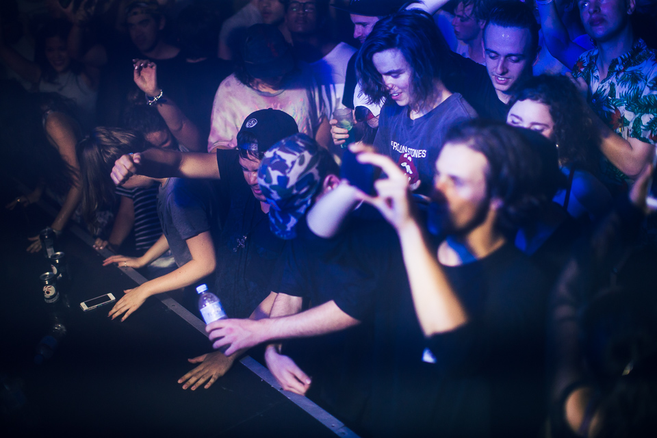 HUDSON MOHAWK AND MR CARMACK AT OXFORD ART FACTORY PHOTO BY VOENA-148