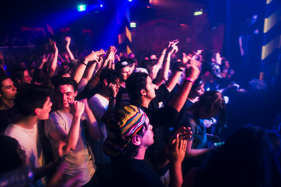 HUDSON MOHAWK AND MR CARMACK AT OXFORD ART FACTORY PHOTO BY VOENA-165