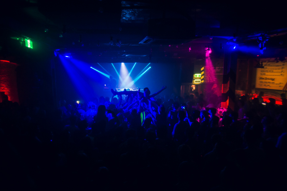 HUDSON MOHAWK AND MR CARMACK AT OXFORD ART FACTORY PHOTO BY VOENA-174