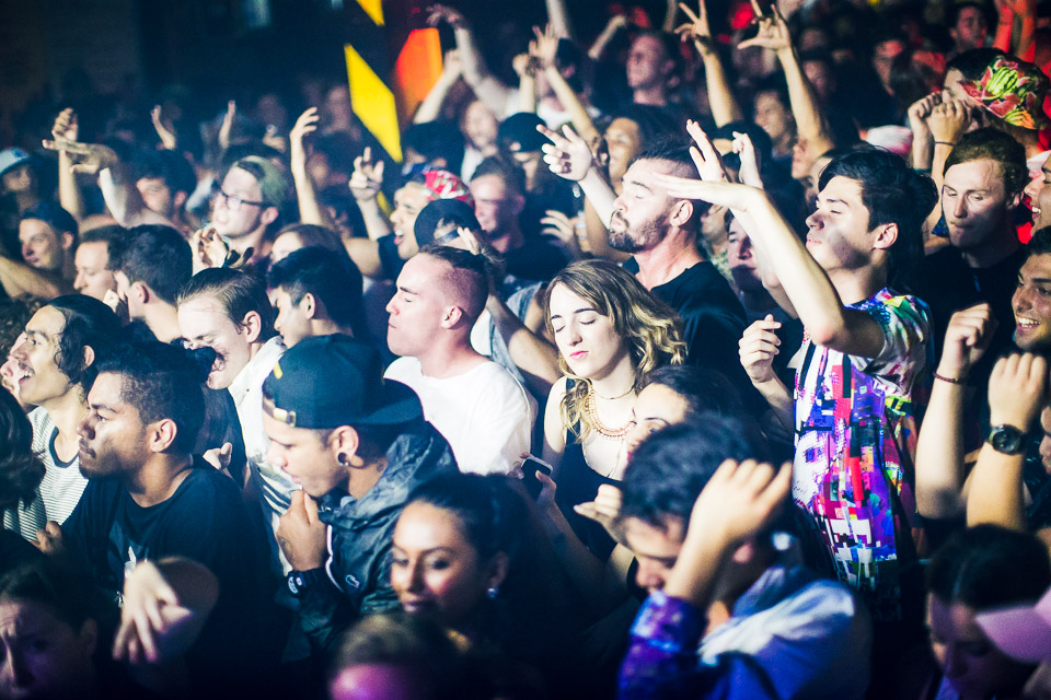HUDSON MOHAWK AND MR CARMACK AT OXFORD ART FACTORY PHOTO BY VOENA-24