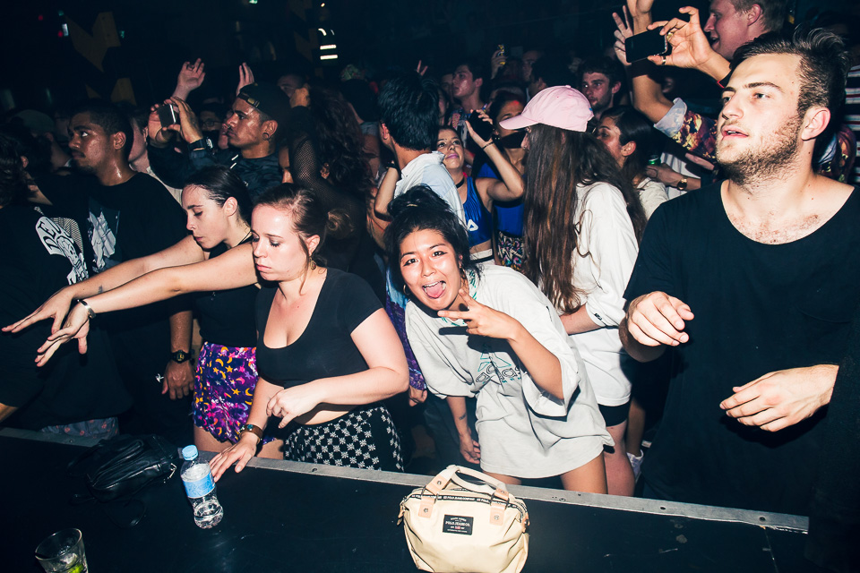 HUDSON MOHAWK AND MR CARMACK AT OXFORD ART FACTORY PHOTO BY VOENA-29