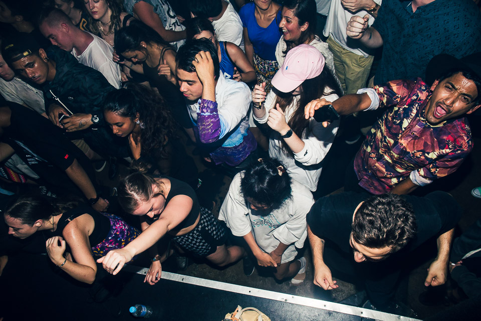 HUDSON MOHAWK AND MR CARMACK AT OXFORD ART FACTORY PHOTO BY VOENA-30