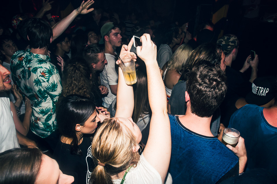 HUDSON MOHAWK AND MR CARMACK AT OXFORD ART FACTORY PHOTO BY VOENA-40