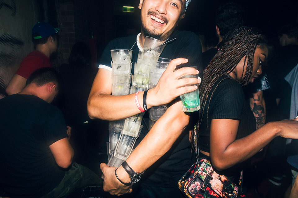 HUDSON MOHAWK AND MR CARMACK AT OXFORD ART FACTORY PHOTO BY VOENA-51