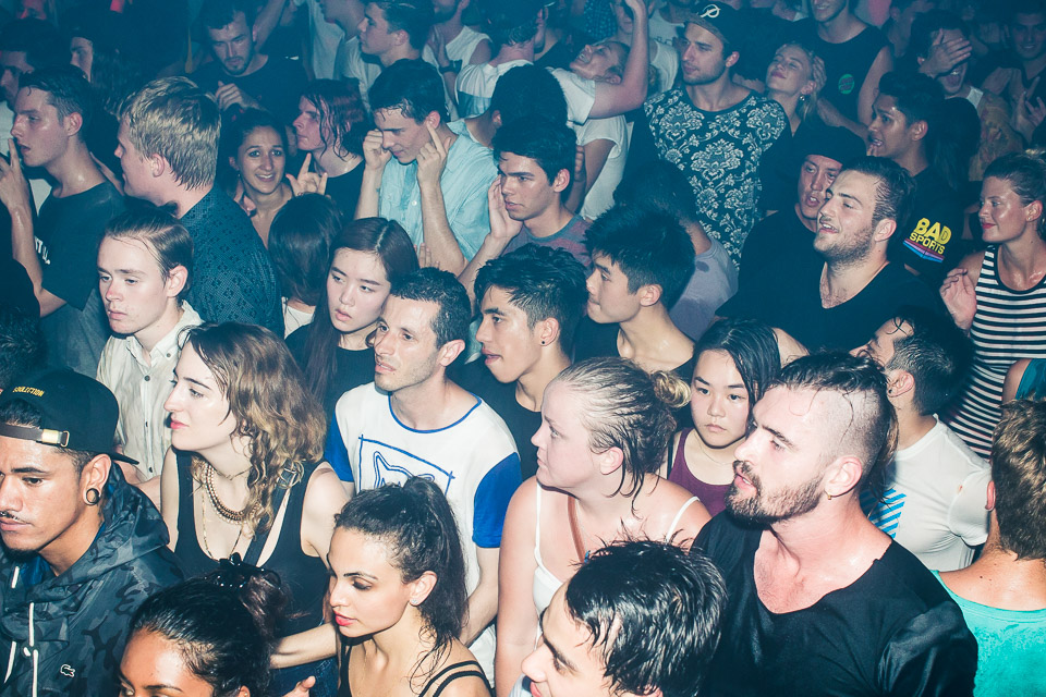 HUDSON MOHAWK AND MR CARMACK AT OXFORD ART FACTORY PHOTO BY VOENA-81