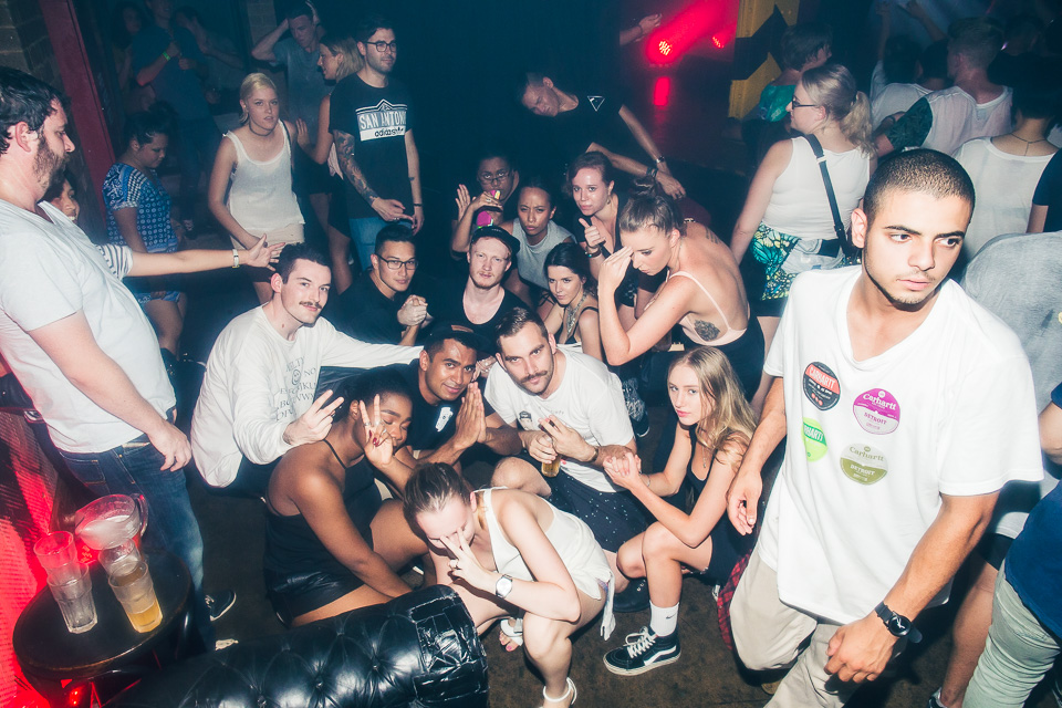 HUDSON MOHAWK AND MR CARMACK AT OXFORD ART FACTORY PHOTO BY VOENA-90