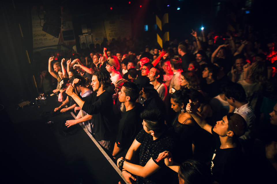 HUDSON MOHAWK AND MR CARMACK AT OXFORD ART FACTORY PHOTO BY VOENA-98
