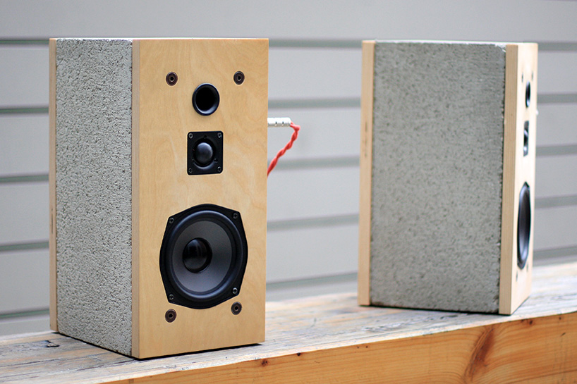 cinder block speaker 2