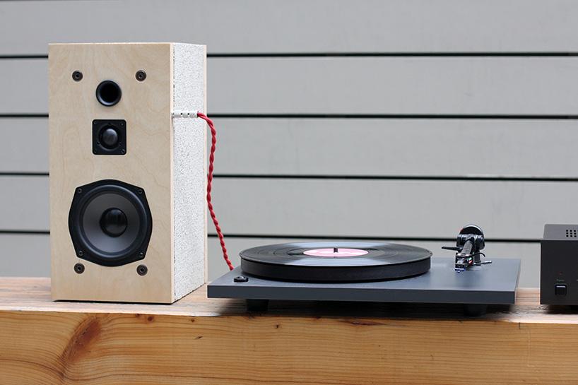 cinder block speaker 3