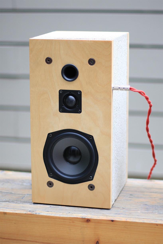 cinder block speaker 4