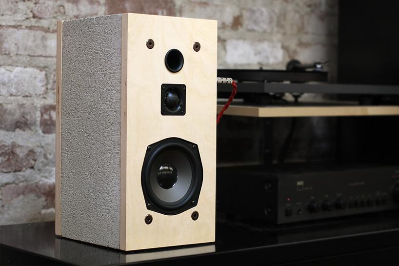 cinder block speaker 5
