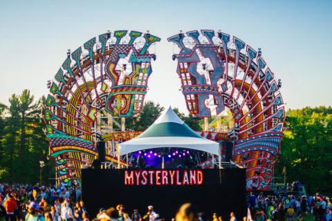 Mysteryland dates in Australia