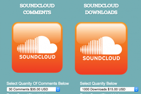 Want 80k SoundCloud likes? That'll be $37 thanks