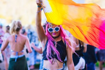 The new frontier  Australian music festivals