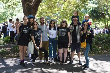 Keep Sydney Open is now an ficial political party