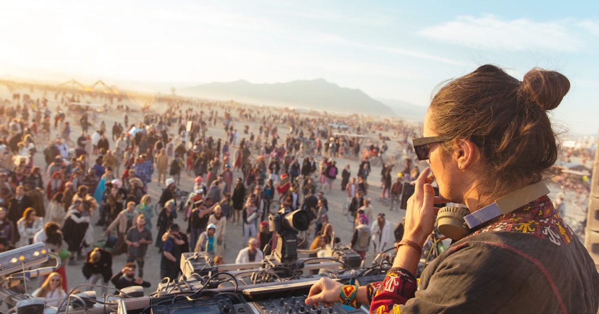 Missed burning man fear not here are all the dj sets - Festival burning man 2017 ...