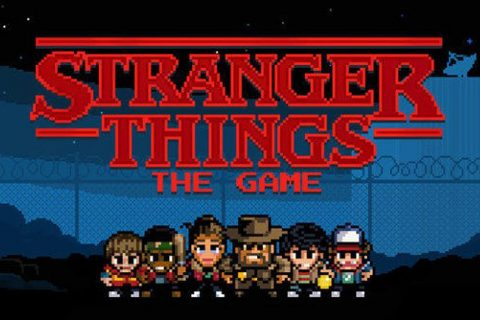 'Stranger Things: The Game' is just as adorably retro as the show