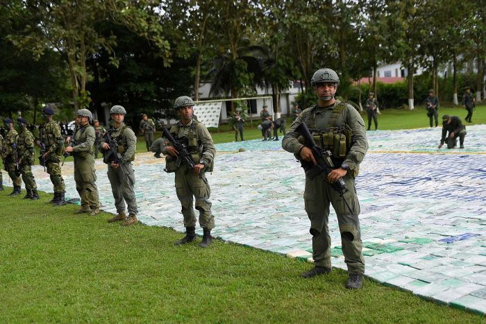 Forget Escobar, Colombia just had its largest ever seizure of cocaine