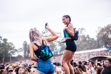 Photos: FOMO @ Parramatta Park, 2018