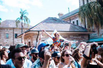 Photos: Laneway Festival @ Sydney College  the Arts