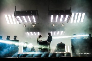 We spoke with Justice's Xavier de Rosnay about revolutionising electronic music