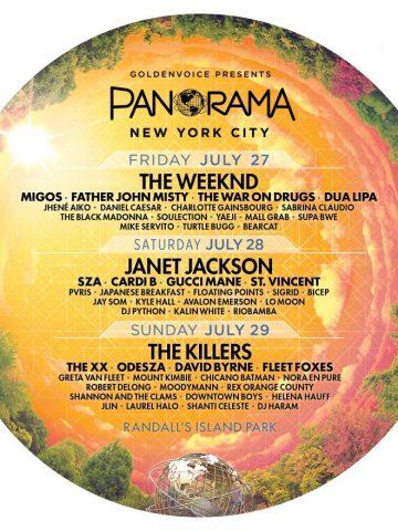 Panorama festival shares monster lineup ft. The xx, Mall Grab, Yaeji & more