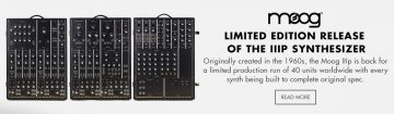 Have a geez at Moog's new $35,000 synth and contain your drool