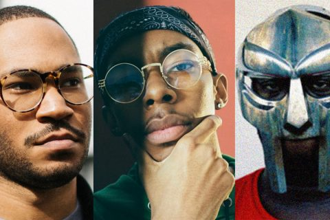 Kaytranada and MF Doom join forces for Bishop Nehru's new project