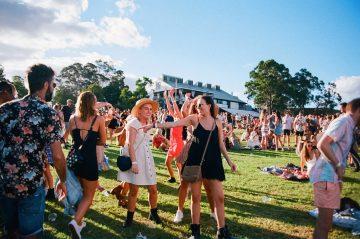 Photos: Hot Dub Wine Machine @ Hunter Valley, NSW