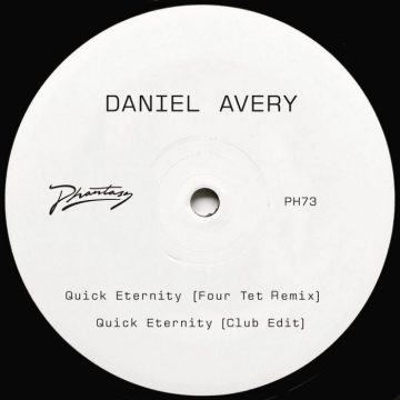 Daniel Avery announces remix EP with Four Tet