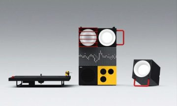 IKEA shares sneak peak  their turntable and 'music party' collection