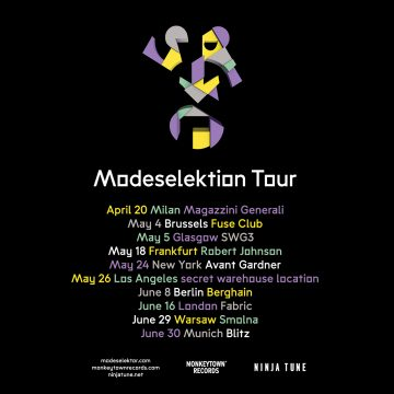 Modeselektor return with hard-hitting acid techno track 'Kalif Storch'