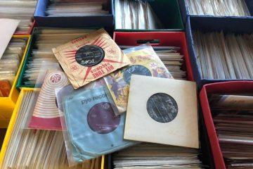 Australia's biggest vinyl collection is up for grabs!