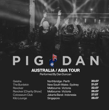 """""""Don't go for the money, go with your passion."""" – We chat with Pig&Dan"""